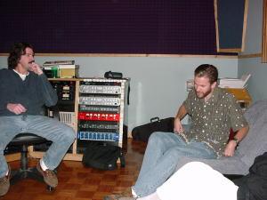 Brent Truitt & RobIckes